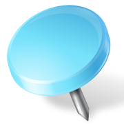 Map-Marker-Drawing-Pin-Left-Azure-icon
